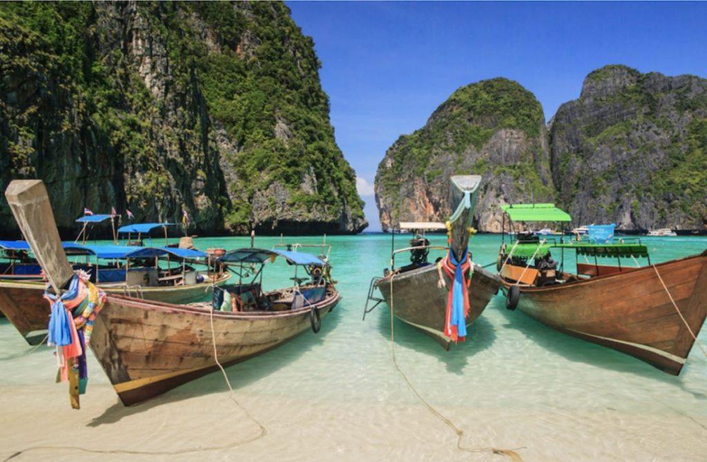 泰旅遊業重振旗鼓,外交部表示預計在十月放入境遊