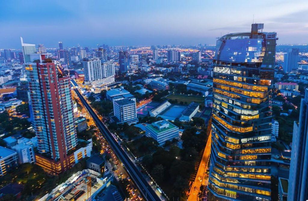 曼谷买房地产分析之六:曼谷市中心最成熟快速发展区『素坤逸中心线』